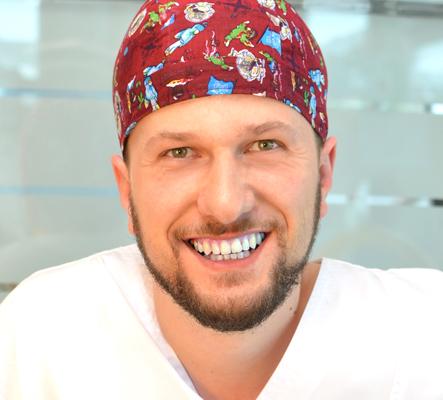 Dr. Andrei<br/> Gavrilovici